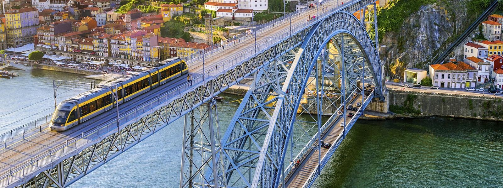Portugal Anreise Mit Zug Oder Bus Fahrradmitnahme