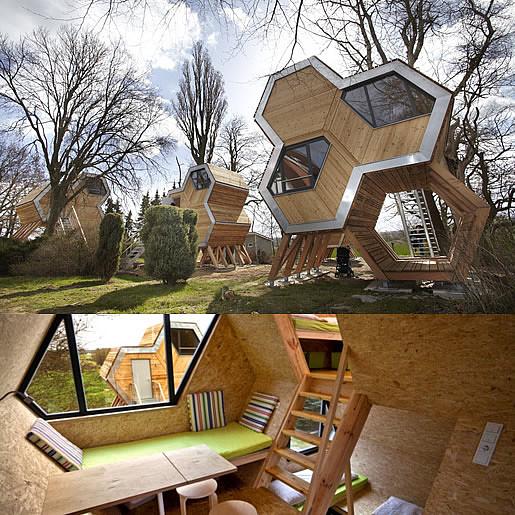 Der Traum Vom Baum Baumhaushotels In Deutschland